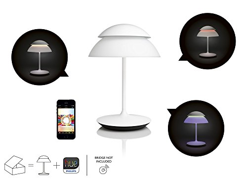 Philips Hue Beyond LED Tischleuchte - 3