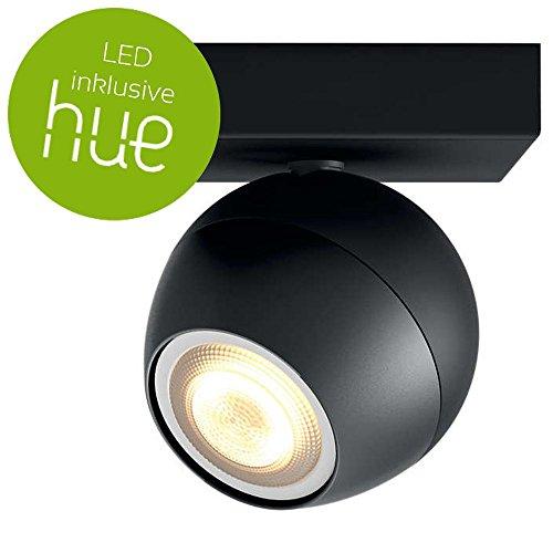 Philips Hue Buckram LED Deckenleuchte