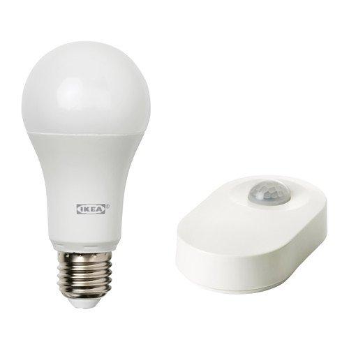 Ikea Tradfri Bewegungsmelder inklusive LED Lampe