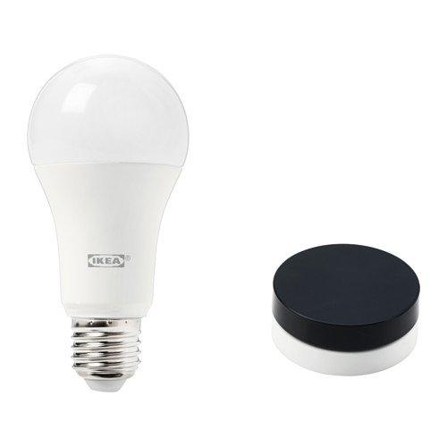 Ikea Tradfri Dimmer inklusive LED Lampe