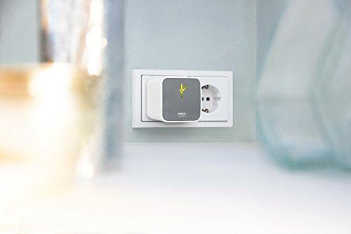 Osram Lightify Gateway Home- Controller zur Fernsteuerung, Als Remote- Schnittstelle für alle Lightify- Produkte, Kompatibel mit Alexa - 4