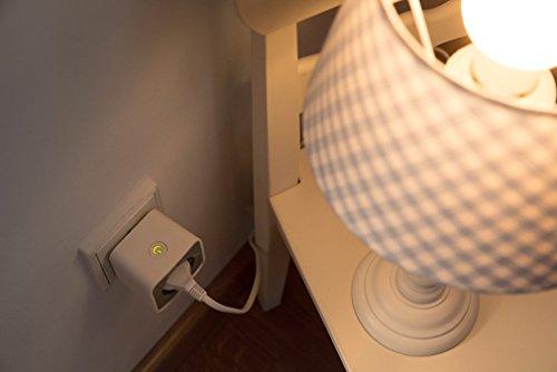 OSRAM Smart+ Plug, ZigBee schaltbare Steckdose, fernbedienbar, für die Lichtsteuerung in Ihrem Smart Home, Alexa kompatibel - 11