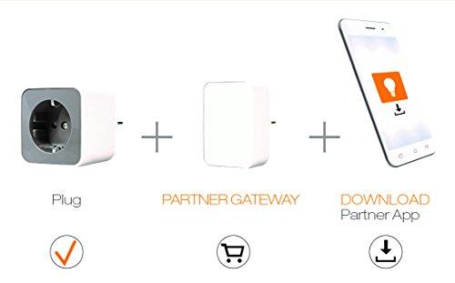 OSRAM Smart+ Plug, ZigBee schaltbare Steckdose, fernbedienbar, für die Lichtsteuerung in Ihrem Smart Home, Alexa kompatibel - 6