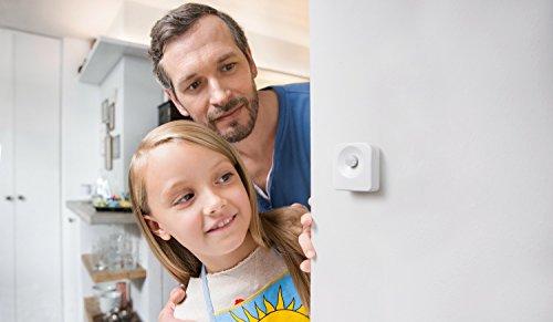 OSRAM Smart+ Motion Sensor, ZigBee Bewegungsmelder für die automatische Steuerung von Licht, integrierter Temperatursensor,  Erweiterung für Ihr Smart Home System - 7