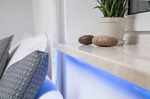 Osram Smart+ ZigBee RGB LED Strip, warmweiß, tageslicht (2000 K - 6500 K), dimmbar, Länge 3 x 60 cm, Alexa kompatibel - 9