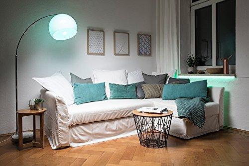 Osram Smart+ ZigBee RGB LED Strip Erweiterung, warmweiß, tageslicht (2000 K - 6500 K), dimmbar, Länge 2 x 60 cm, Alexa kompatibel - 7