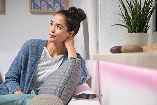 Osram Smart+ ZigBee RGB LED Strip Erweiterung, warmweiß, tageslicht (2000 K - 6500 K), dimmbar, Länge 2 x 60 cm, Alexa kompatibel - 8