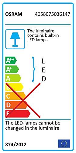 Osram Smart+ ZigBee LED Außen-/Gartenleuchte, warmweiß bis tageslicht, dimmbar, RGB Farbwechsel, 5 Spots, Alexa kompatibel - 2