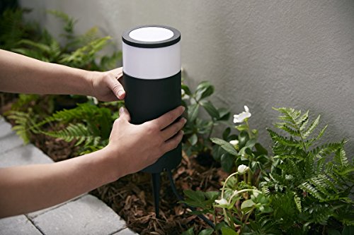 Philips Hue Calla LED Sockelleuchte Outdoor - 14
