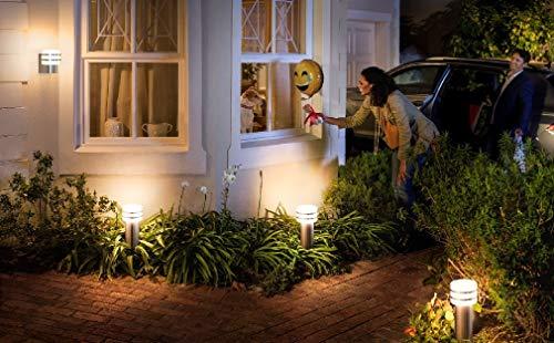 Philips Hue Tuar LED Wandleuchte Outdoor - 6