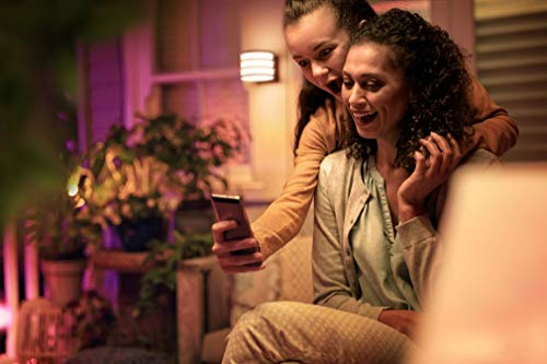Philips Hue Lucca LED Wandleuchte Outdoor - 5