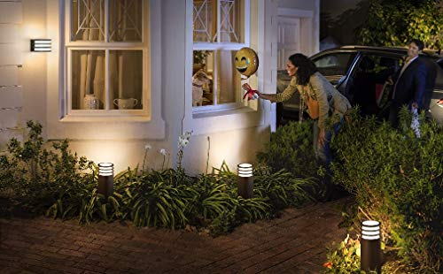 Philips Hue Lucca LED Wandleuchte Outdoor - 6