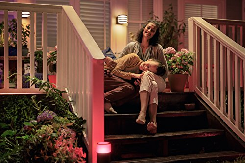 Philips Hue Lucca LED Wandleuchte Outdoor - 8