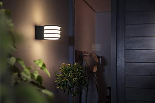 Philips Hue Lucca LED Wandleuchte Outdoor - 9