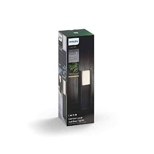 Philips Hue Turaco LED Sockelleuchte Outdoor - 3
