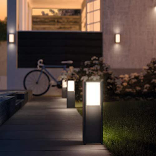 Philips Hue Turaco LED Sockelleuchte Outdoor - 5