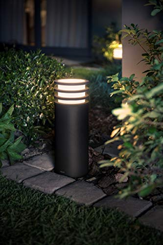 Philips Hue Lucca LED Sockelleuchte Outdoor - 5