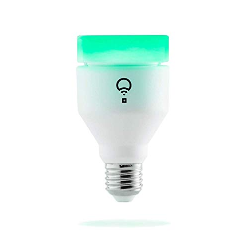 LIFX + Infrarot Multicolor E27 LED Lampe