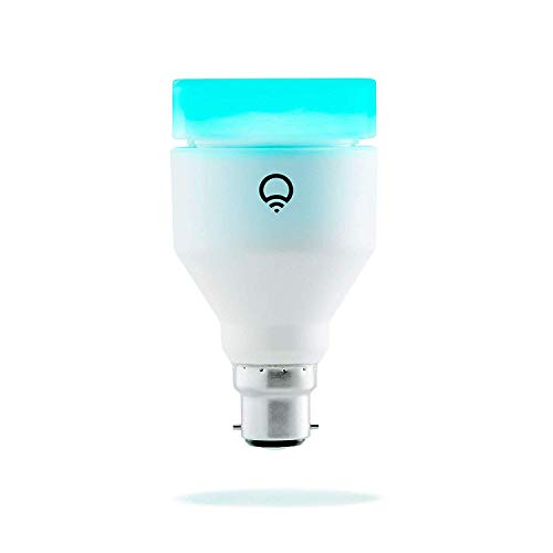 LIFX + Infrarot Multicolor B22 LED Lampe