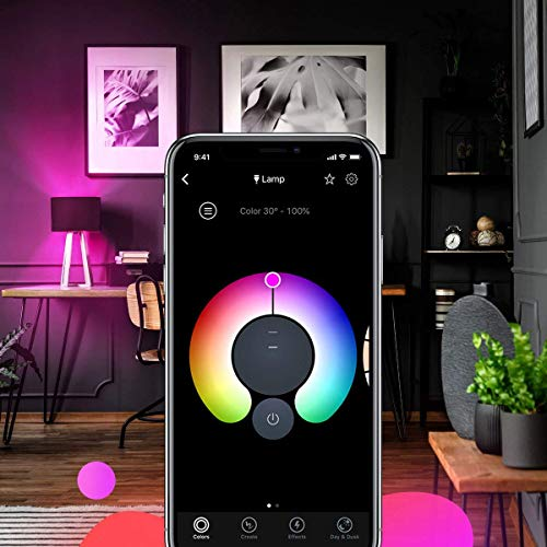 LIFX + Infrarot Multicolor B22 LED Lampe - 6