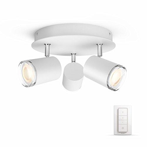 Philips Hue Adore LED 3-er Deckenspot