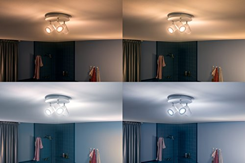 Philips Hue Adore LED 3-er Deckenspot - 6