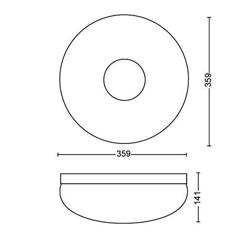 Philips Hue Flourish LED Deckenleuchte - 10