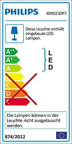 Philips Hue Liane LED Wandleuchte - 2