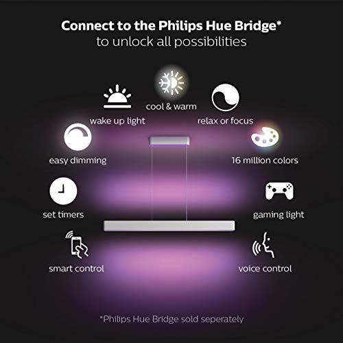 Philips Hue Ensis LED Pendelleuchte - 4