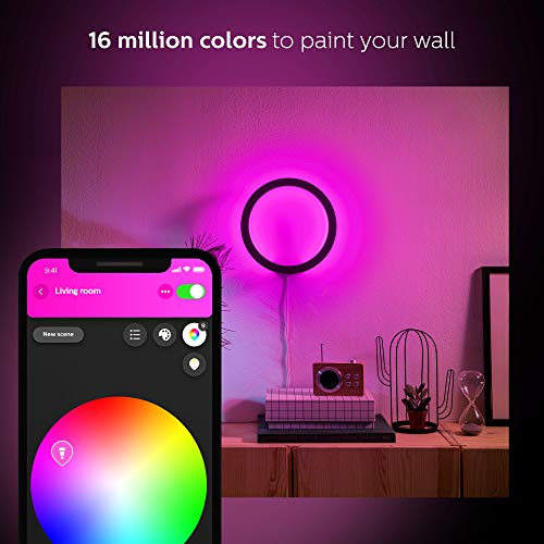 Philips Hue Sana LED Wandleuchte - 5
