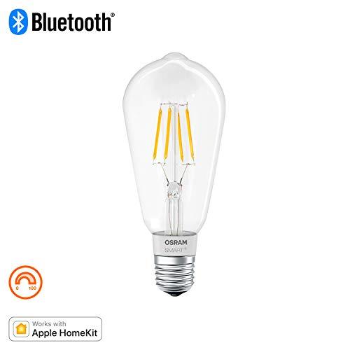 Osram Smart+ Filament Edison E27 LED Lampe