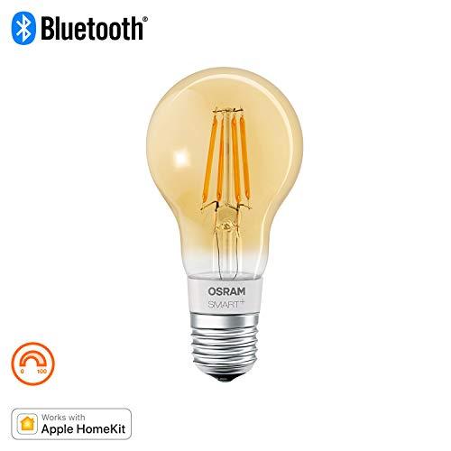 Osram Smart+ Filament Gold E27 LED Lampe