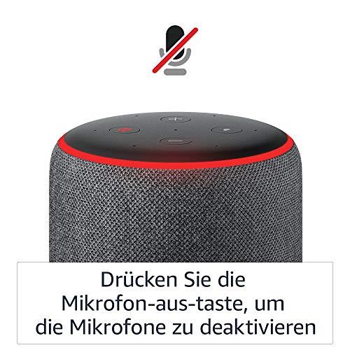 Amazon Echo Plus mit integriertem Smart Home Hub (2. Generation) - 7