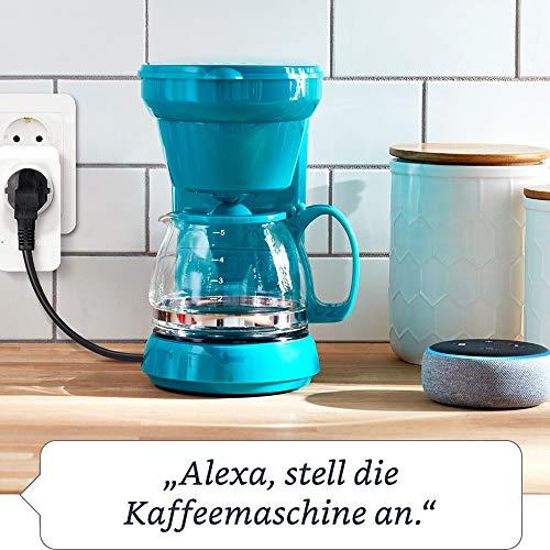 Amazon Smart Plug (WLAN-Steckdose), funktioniert  mit Alexa - 4