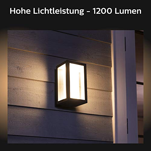 Philips Hue Impress LED Wandleuchte Schmal Outdoor - 3