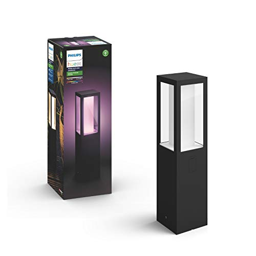 Philips Hue Impress LED Sockelleuchte Outdoor
