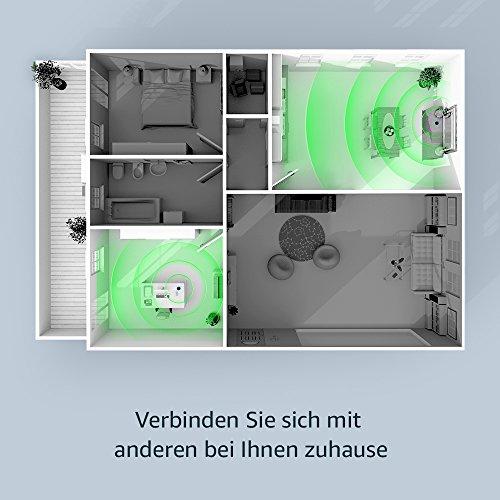 Das neue Amazon Echo (2. Generation), Anthrazit Stoff - 4