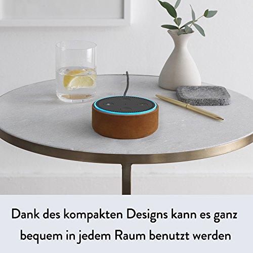 Amazon Echo Dot (2. Generation), Schwarz - 5