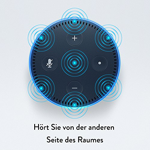 Amazon Echo Dot (2. Generation), Schwarz - 6