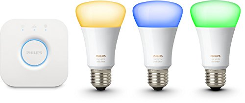 Philips Hue White & Color Ambiance Starter Kit