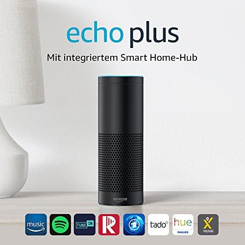 Amazon Echo Plus mit integrierter Philips Hue Lampe - 2