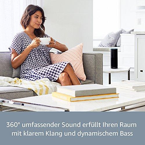 Amazon Echo Plus mit integrierter Philips Hue Lampe - 4