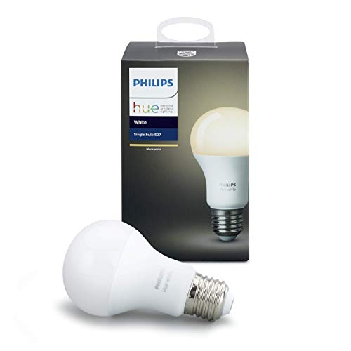Philips Hue White E27 LED Lampe
