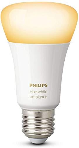 Philips Hue White Ambiance E27 LED Lampe