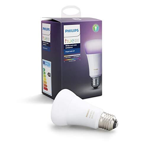 Philips Hue White & Color Ambiance E27 LED Lampe - 3