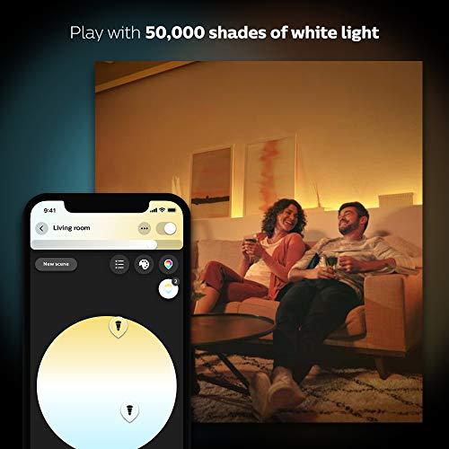 Philips Hue White & Color Ambiance E27 LED Lampe - 9