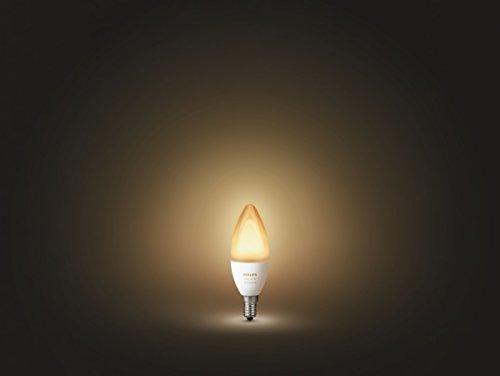 Philips Hue White Ambiance E14 LED Kerze - 3