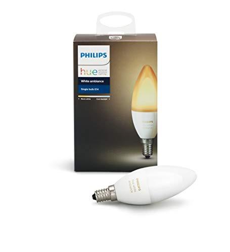 Philips Hue White Ambiance E14 LED Kerze - 4