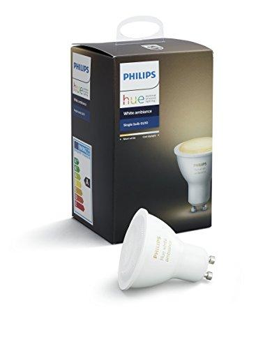 Philips Hue White Ambiance GU10 LED Lampe