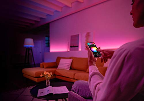 Philips Hue White & Color Ambiance GU10 LED Lampe - 3